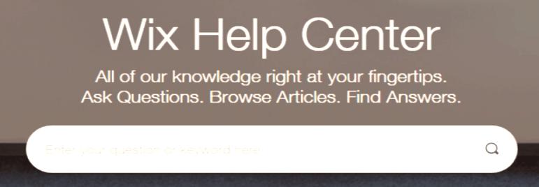 mantenimiento wix o wordpress