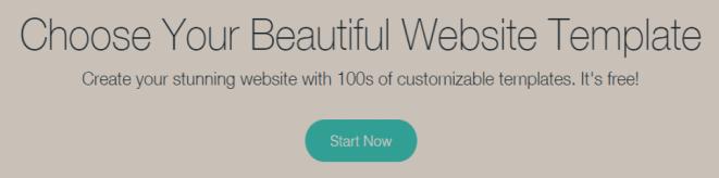 tema de wix para compararlo con wordpress