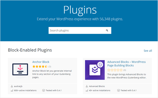 plugins wordpress o plugin blogger